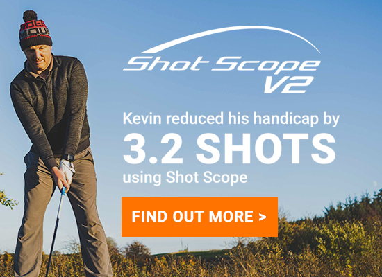 Shot Scope V2 is the world's only GPS and fully automatic performance tracking system.